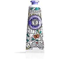 ロクシタン(L'OCCITANE) カラーユアシア スノーシア ハンドクリーム ヴァイオレット ボディクリーム スミレ 30ml