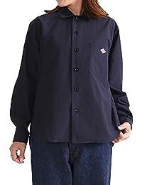 [ダントン] タイプライター オーバーサイズ シャツジャケット JD-3680 TYO プレーンシャツ (レディース)