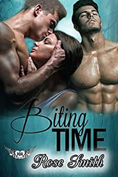 Biting Time: Paranormal Dating Agency (BBW in Charge Book 1) by [Smith, Rose]