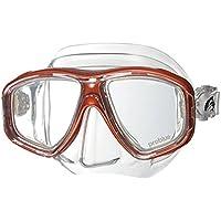 PROBLUE(プロブルー)オルナタ[Ornata]MS-252シリコンマスク(度付きレンズセット)ゴールデンオレンジ