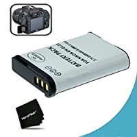 高容量交換用Nikon en-el23/ enel23Battery for Nikon Coolpix p900p610p600s810Cデジタルカメラ