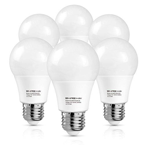 SH LED電球 E26口金 電球色 密閉形器具対応 白熱電...