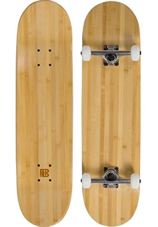 Bamboo Skateboards Hard Good Blank Short Board Complete 7.75 Natural [並行輸入品]