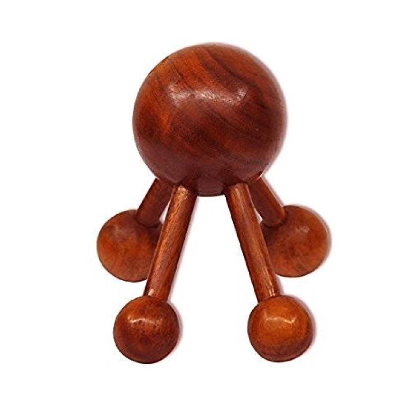 豊かな船尾育成MARUKOA - Spider Massage Shape Massager Shoulder & Body Back Tool