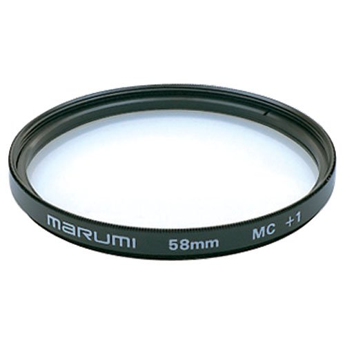 MARUMI カメラ用フィルター クローズアップレンズ MC+1 49mm 近接撮影用 031066