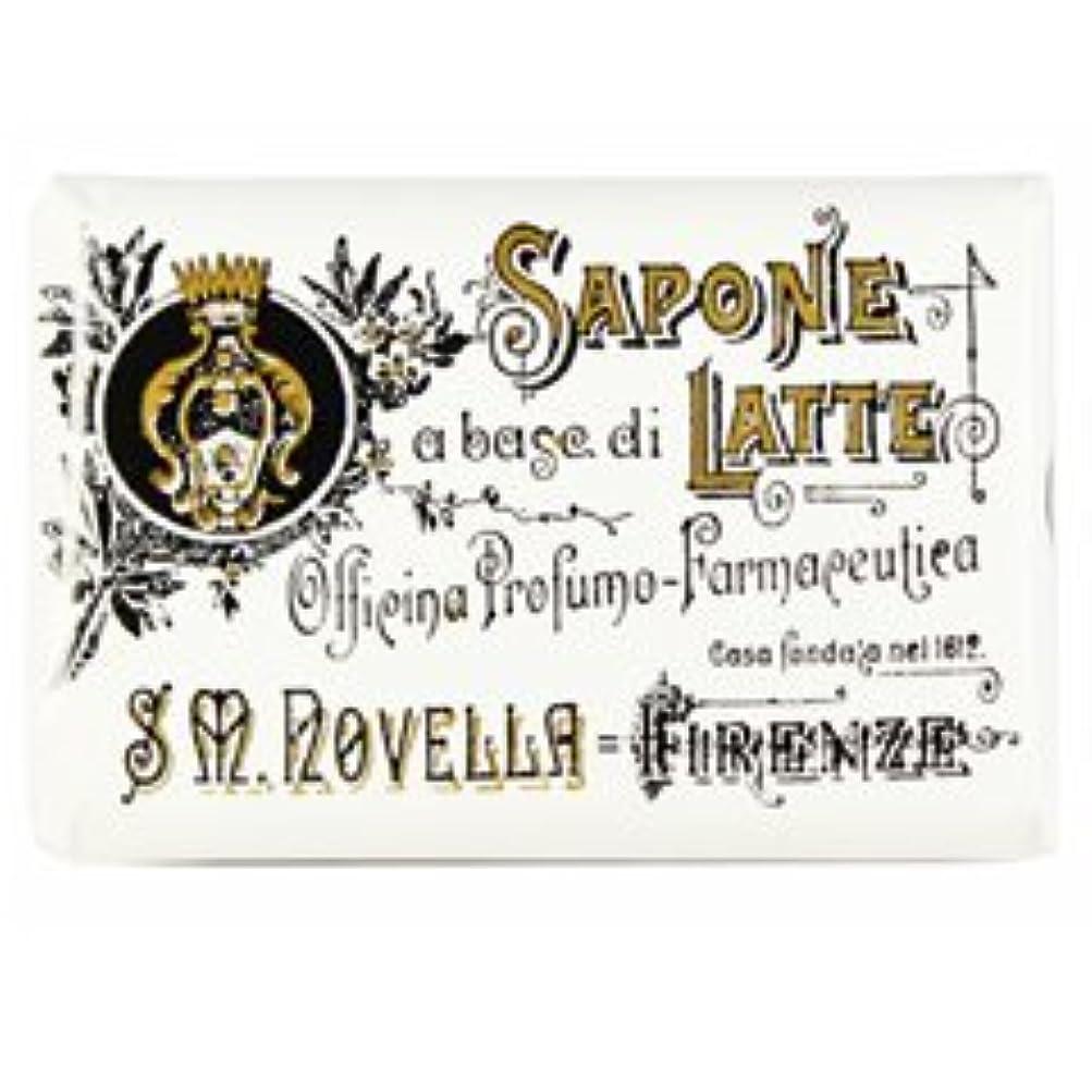 準備した志す火傷【Santa Maria Novella(サンタマリアノヴェッラ )】ミルクソープ ガーデニア 100g Milk Soap