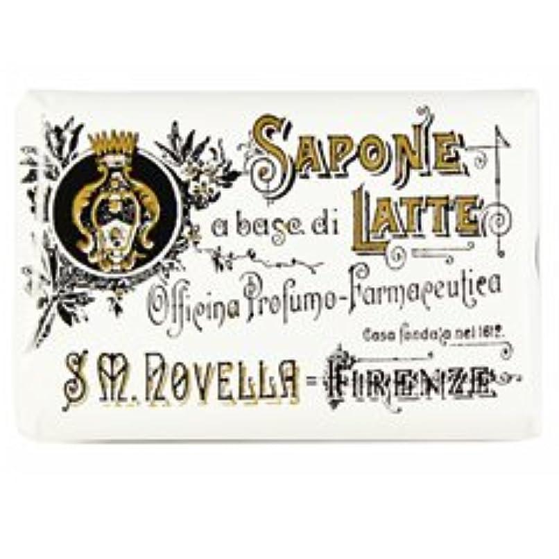 章ナンセンス田舎【Santa Maria Novella(サンタマリアノヴェッラ )】ミルクソープ ガーデニア 100g Milk Soap