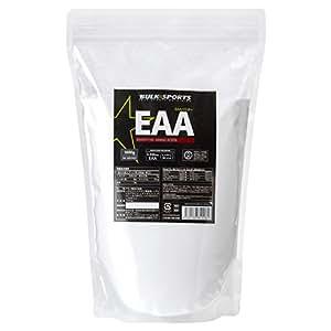 バルクスポーツ アミノ酸 EAAパウダー 1kg ノンフレーバー …