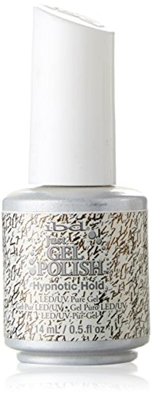 参加するペルセウス贅沢なibd Just Gel Nail Polish - Hypnotic Hold - 14ml / 0.5oz