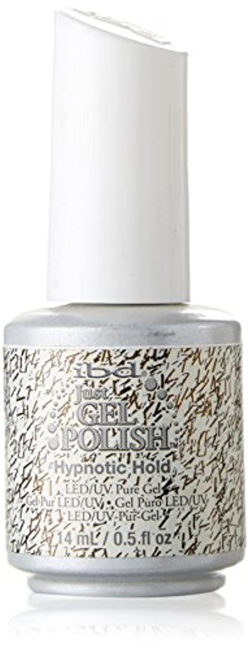 浮く偏差家ibd Just Gel Nail Polish - Hypnotic Hold - 14ml / 0.5oz