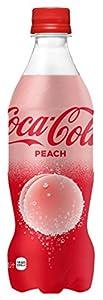 コカ・コーラ ピーチ ペットボトル 500ml×24本