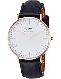 [ダニエル ウェリントン] 0508DW Daniel Wellington 36mm メンズ レディース 腕時計 男女レザー アナログ [並行輸入品]
