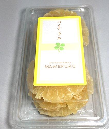 【MAMEFUKU】 ドライフルーツ クリスタルBOX パイナップル