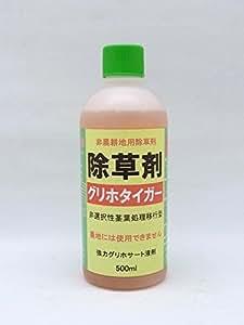 非農耕地用除草剤 グリホタイガー 500ml (グリホサート)
