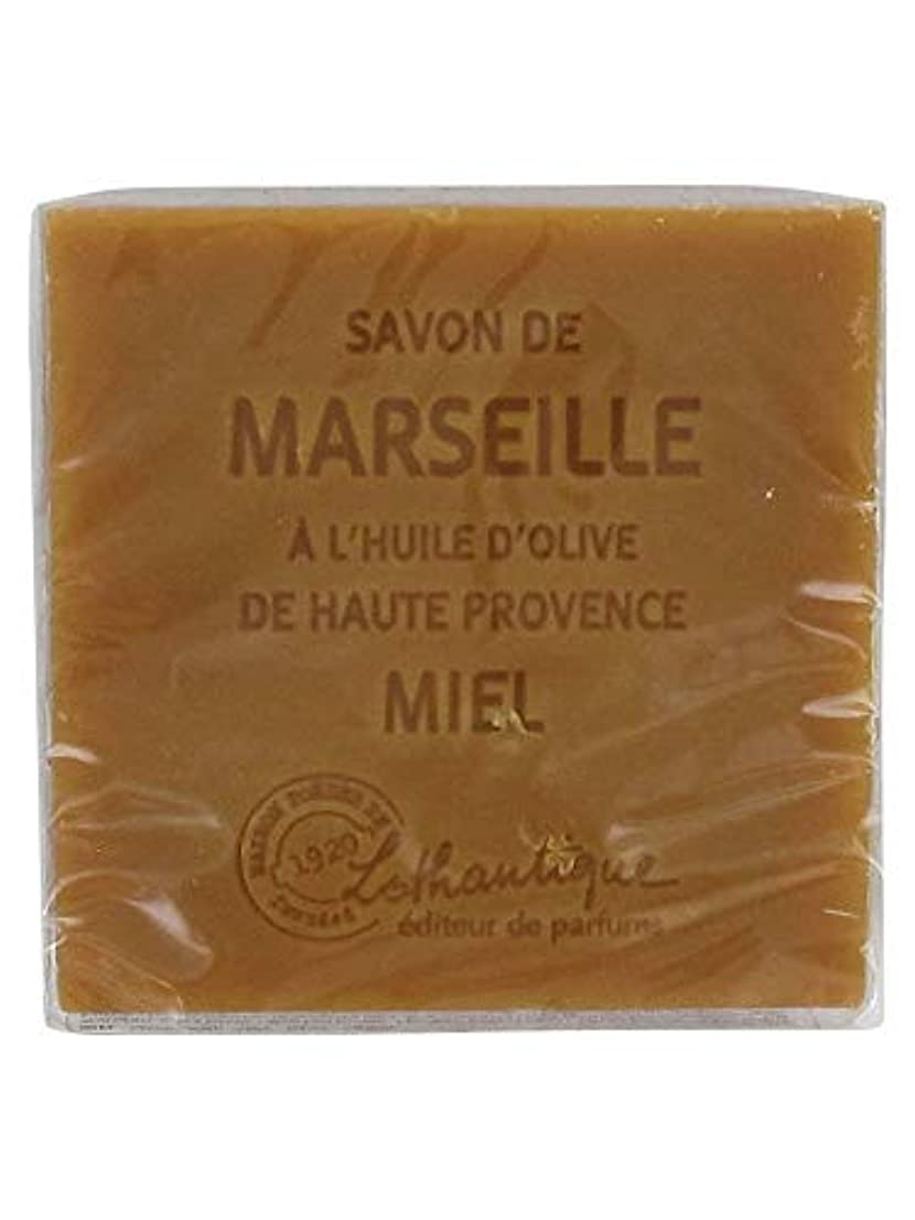 アッティカス縫い目ばかげているLothantique(ロタンティック) Les savons de Marseille(マルセイユソープ) マルセイユソープ 100g 「ハニー」 3420070038074