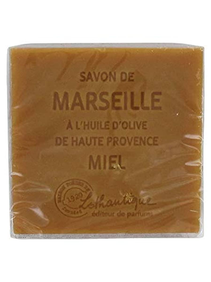 パーティション不適当構成員Lothantique(ロタンティック) Les savons de Marseille(マルセイユソープ) マルセイユソープ 100g 「ハニー」 3420070038074