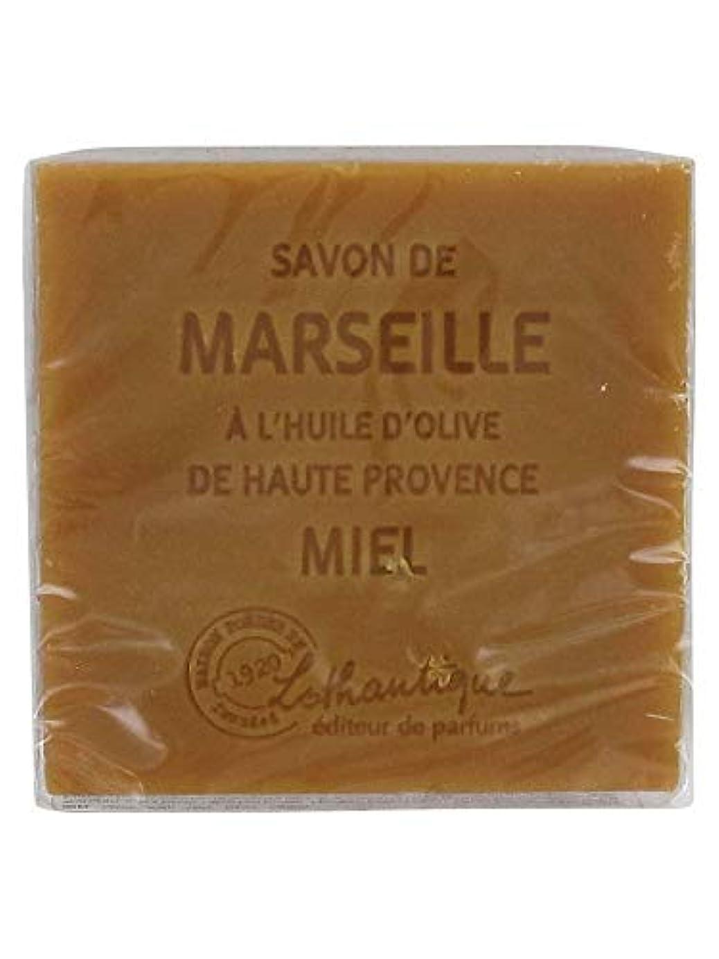 窒素答えビバLothantique(ロタンティック) Les savons de Marseille(マルセイユソープ) マルセイユソープ 100g 「ハニー」 3420070038074