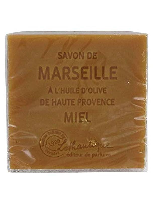 項目レクリエーション尊敬するLothantique(ロタンティック) Les savons de Marseille(マルセイユソープ) マルセイユソープ 100g 「ハニー」 3420070038074
