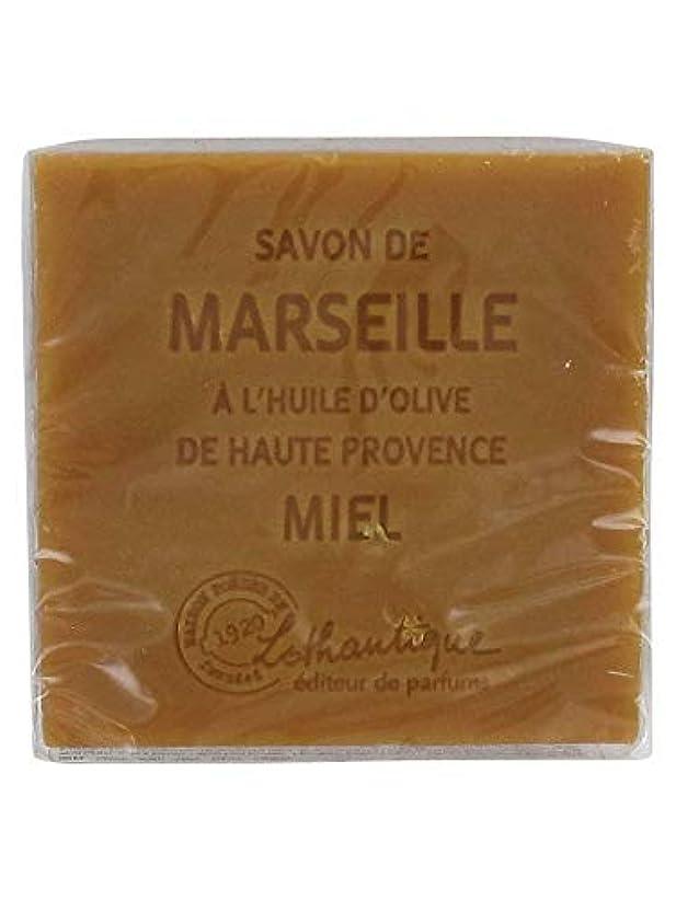 気分トレイくそーLothantique(ロタンティック) Les savons de Marseille(マルセイユソープ) マルセイユソープ 100g 「ハニー」 3420070038074