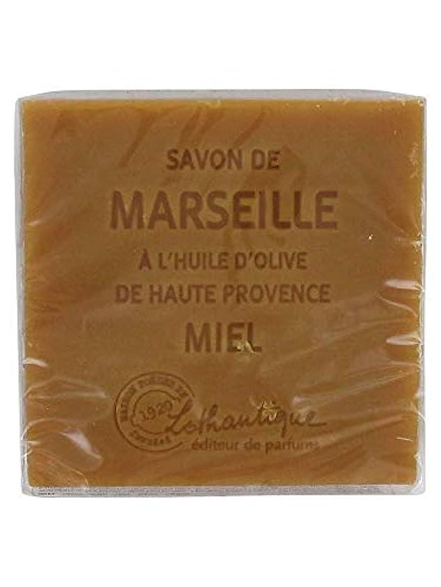 球体達成可能脊椎Lothantique(ロタンティック) Les savons de Marseille(マルセイユソープ) マルセイユソープ 100g 「ハニー」 3420070038074