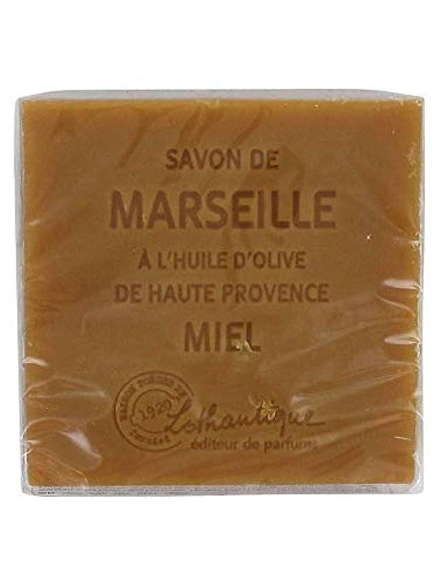 不倫揃えるテメリティLothantique(ロタンティック) Les savons de Marseille(マルセイユソープ) マルセイユソープ 100g 「ハニー」 3420070038074