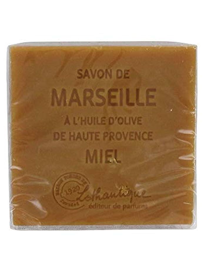 是正する十二ヘロインLothantique(ロタンティック) Les savons de Marseille(マルセイユソープ) マルセイユソープ 100g 「ハニー」 3420070038074