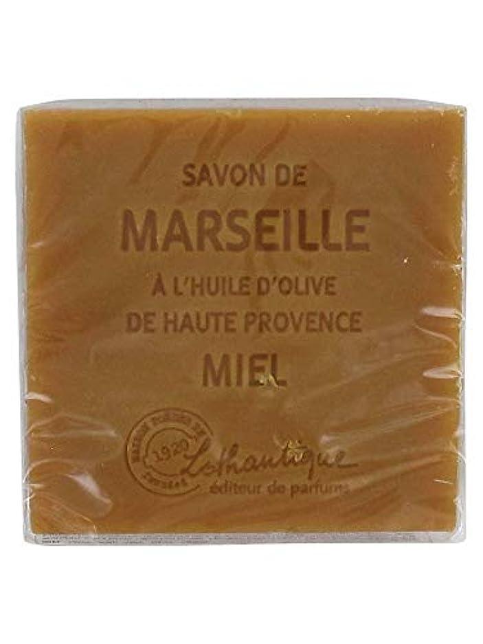 嫌がらせチューブ薬Lothantique(ロタンティック) Les savons de Marseille(マルセイユソープ) マルセイユソープ 100g 「ハニー」 3420070038074