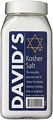 David's Kosher Salt, 1.