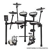 Roland V-Drums TD-1 Double Mesh Kit TD-1DMK フルオプションセット 【Pearl製シングルペダル・イス・スティック・ヘッドホン・マット付き】MUSICLAND KEYオリジナルセット