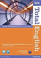 New Total English Upper-Intermediate Split Edition Student Book A with DVD/ActiveBook CD-ROM and Workbook with Audio CD