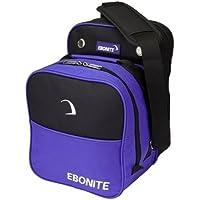 EboniteコンパクトSingle Bowling bag-ブルー