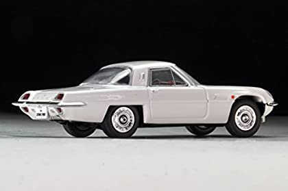 トミカリミテッドヴィンテージ 1/64 LV-日本車の時代 vol.11 マツダ コスモスポーツ 67年式 マツダ保存車仕様 白