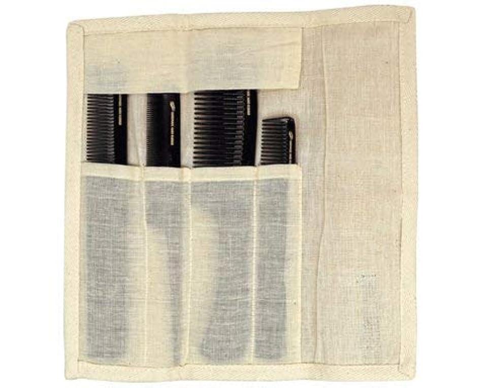 作者ボランティアシロナガスクジラSuavecito Professional Handmade Comb Kit [並行輸入品]