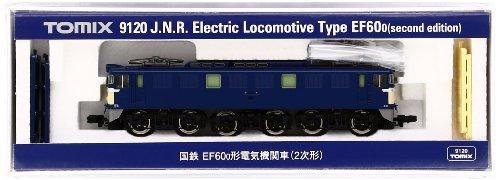 TOMIX Nゲージ 9120 EF60 0形 (2次形)