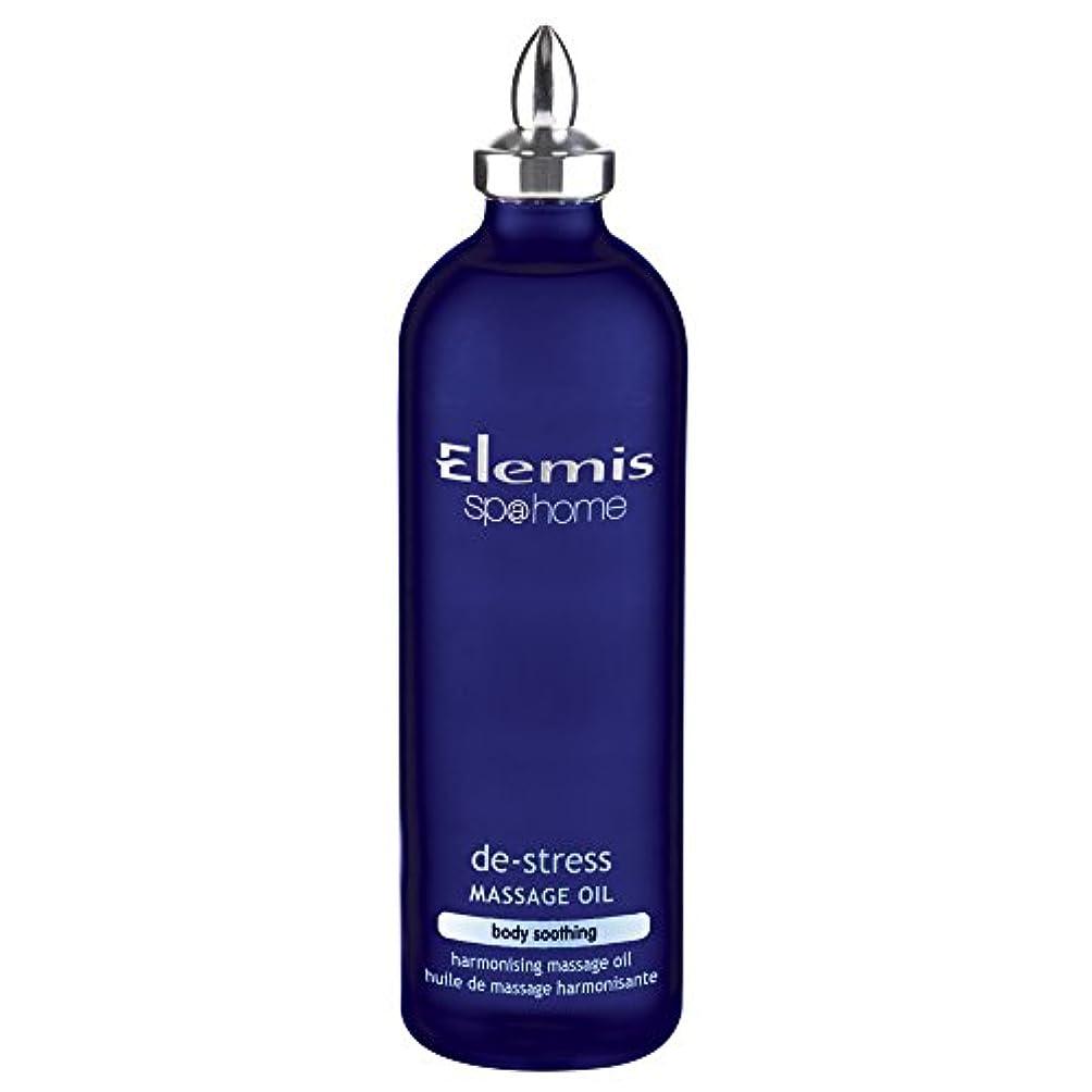 分布略語固めるエレミスストレス解消マッサージオイル100ミリリットル (Elemis) (x6) - Elemis De-Stress Massage Oil 100ml (Pack of 6) [並行輸入品]