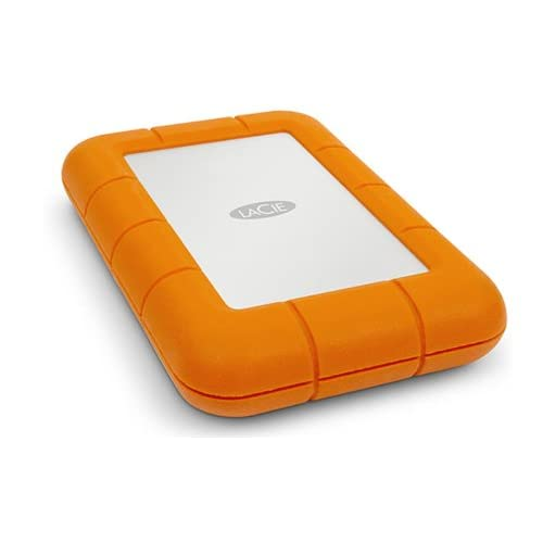 LaCie ポータブルハードディスク rugged 1.0TB USB3.0 Thunderbolt LCH-RG010TB3