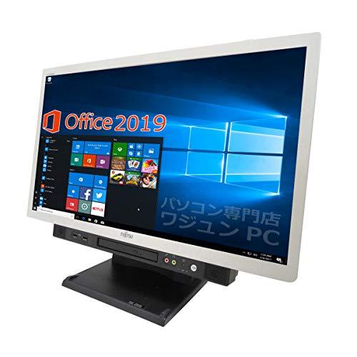 富士通 デスクトップ一体型パソコン B07XKH2152 1枚目