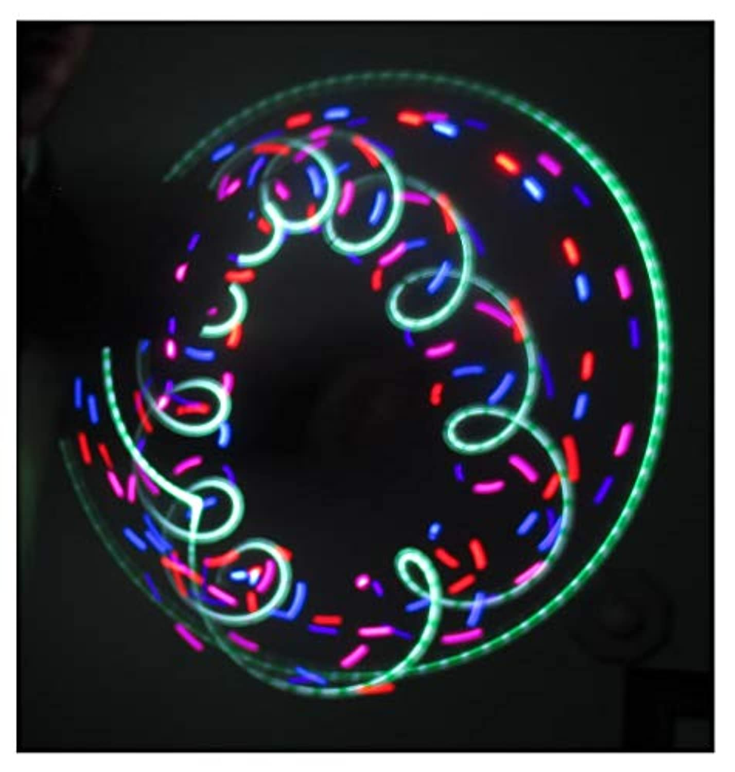 [Rob's Super Happy Fun Store]Rob's Super Happy Fun Store Emerald City Lights Orbital Rave Light Toy LED Orbit Spinning Light Show by [並行輸入品]
