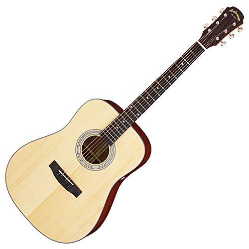 ARIA Dreadnought Series / AD-211 N  / トップ単板 ドレッドノート タイプ ナチュラル /アリア アコースティックギター 2014 新製品