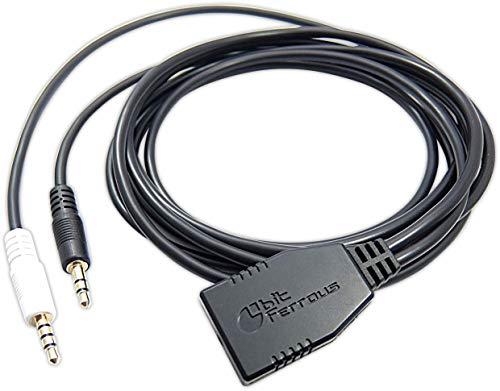 BFSMVS ヴォイスミキサーG (4極)スマホ通話とゲーム音をミキシングするお役立ちデバイス