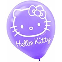 Hello Kitty Latex Balloons, 6ct by Factory Card and Party Outlet