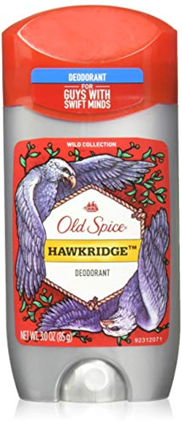 高価な合理化口ひげOld Spice Deodorant, Hawkridge, 3 Oz by Old Spice