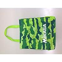 (ミカサ) MIKASA レジャーバックカモ柄グリーン グリーン カモ柄