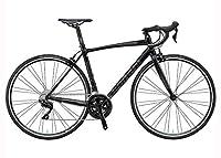 BIANCHI(ビアンキ) VIA NIRONE-7(ビアニローネ7) 105(2x11s) ロードバイク [マットブラック/ブラック 41]