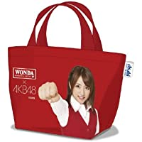 WONDA×AKB48 限定ミニトートバッグ【高橋みなみ】