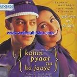 Kahin Pyaar Na Ho Jaaye [DVD] [Import]