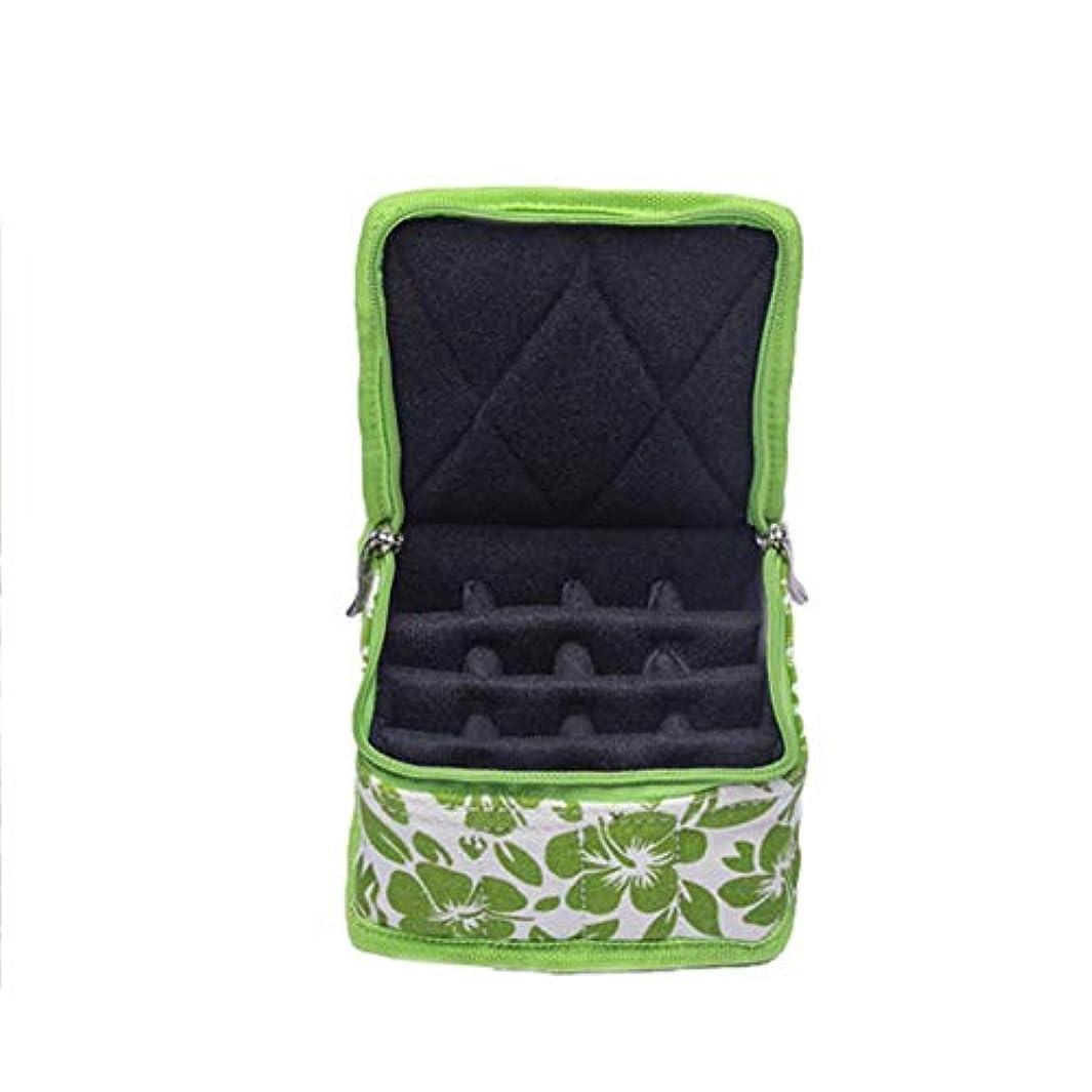 いろいろ発行する関連するPursue エッセンシャルオイル収納ケース アロマオイル収納ボックス アロマポーチ収納ケース 耐震 携帯便利 香水収納ポーチ 化粧ポーチ 16本用