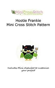 Hootie Frankie Mini Cross Stitch Pattern by [Stitch, Pinoy]