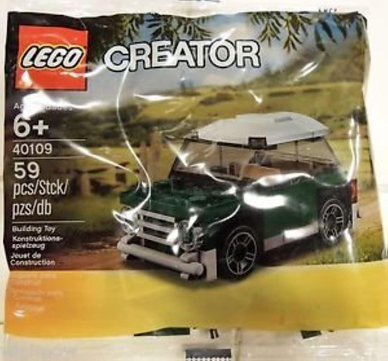 レゴ(LEGO) クリエーター ミニ クーパー ミニ?モデル│LEGO Creator MINI Cooper Mini Model 【40109】