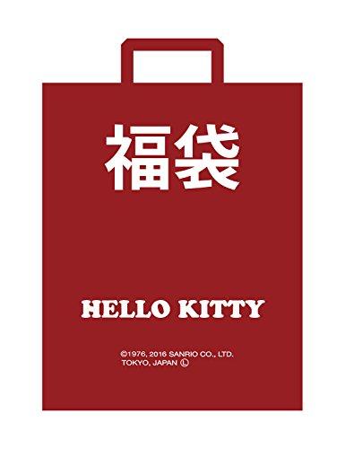 (キャラクター)character【福袋】レディースキティ福袋ルームウェアセット8996ピンクM